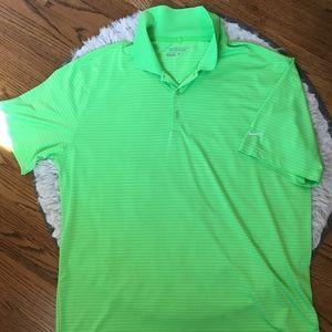 Men's XL Nike Dri-fit Golf Polo